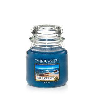 Yankee Turquoise Sky Medium Jar