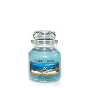 Yankee Turquoise Sky Small Jar