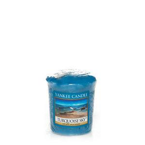 Yankee Turquoise Sky Votive