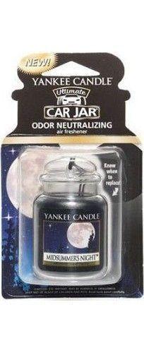Yankee Ultimate Midsummers Night Car Jar