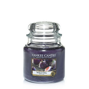 Yankee Wild Fig Medium Jar