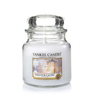 Yankee Winter Glow Med Jar