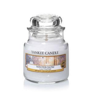 Yankee Winter Glow Small Jar