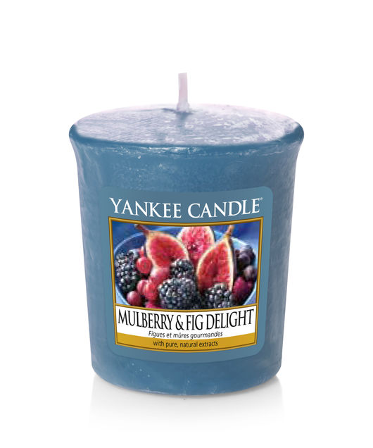 Yankee Classic Votive Mulberry & Fig Delight
