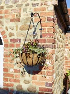 Gardman 35Cm 14) Blacksmith Hanging Basket - 01405