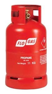 Flogas Propane 11Kg Red