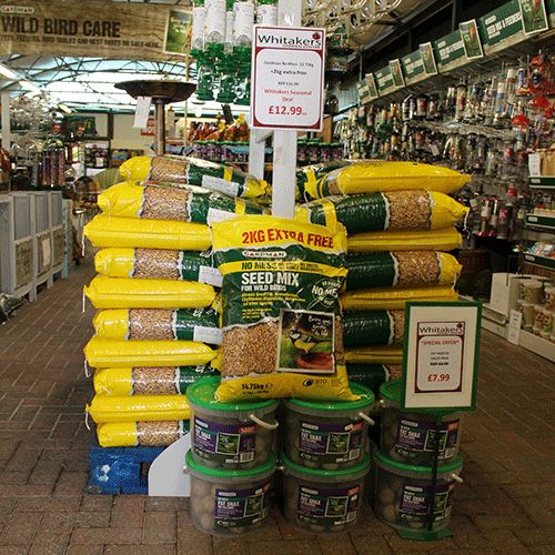 Gardman No Mess Seed Mix 14-75Kg