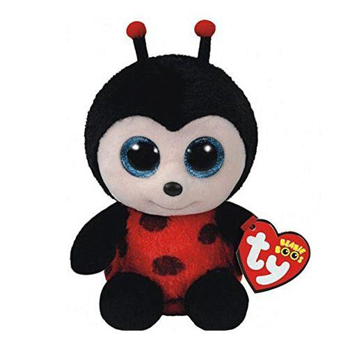 Izzy Lady Bug Beanie Boos Ref: 36850