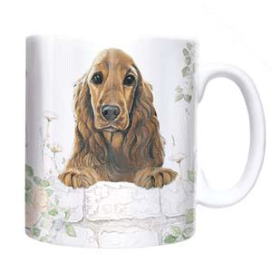 Otter House Ltd Chunky Mug - English Cocker Spaniel Ref: 73935