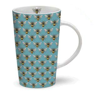 Otter House Ltd Rspb Dusk Til Dawn - Latte Mug - Bee Ref: 73905