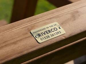 Riverco High Back chair Ref: DR13