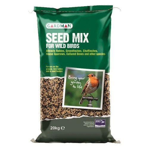 Gardman Seed Mix 20kg