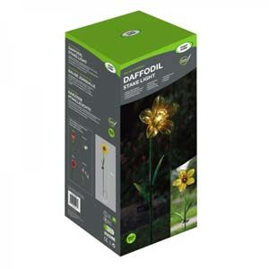 Smart Garden Daffodil Solar Light 1012539