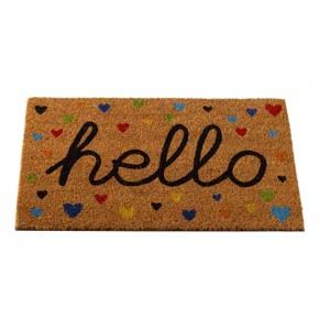 Smart Garden Hearty Hello Decoir Mat 75x45cm 5511010