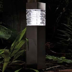 Smart Garden Vega Stainless Steel Bollard, 3L - 1001020