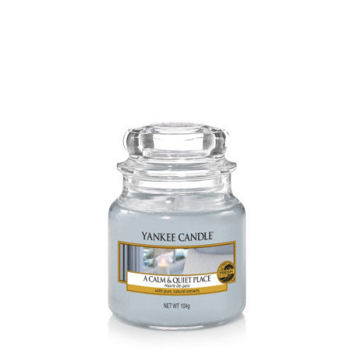 Yankee Candle Classic Small Jar A Calm And Quiet Place Ref: 1577137E