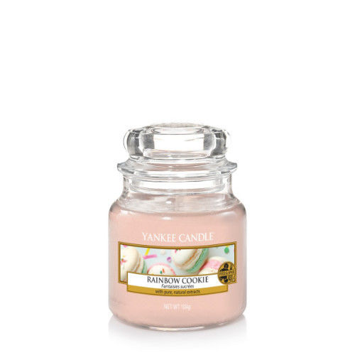 Yankee Candle Classic Small Jar Rainbow Cookie Ref: 1577139E