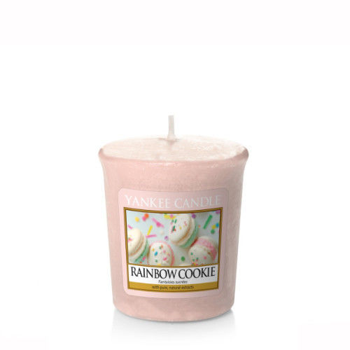 Yankee Candle Classic Votive Rainbow Cookie Ref: 1577153E