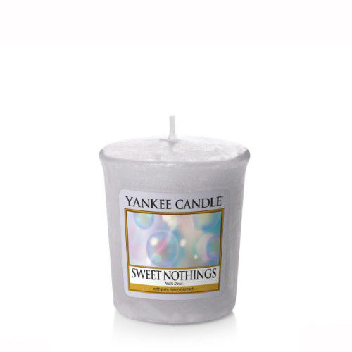 Yankee Candle Classic Votive Sweet Nothings Ref: 1577157E