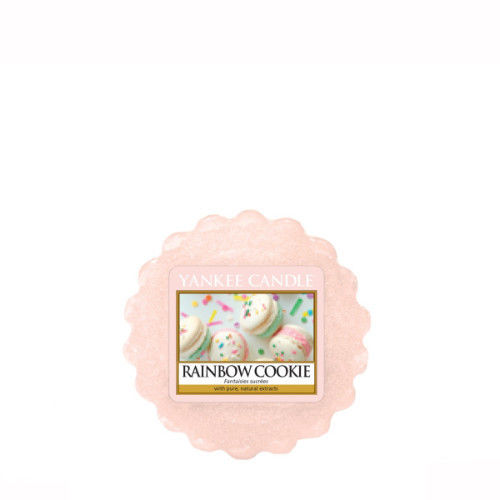 Yankee Candle Classic Wax Melt Rainbow Cookie Ref: 1577161E