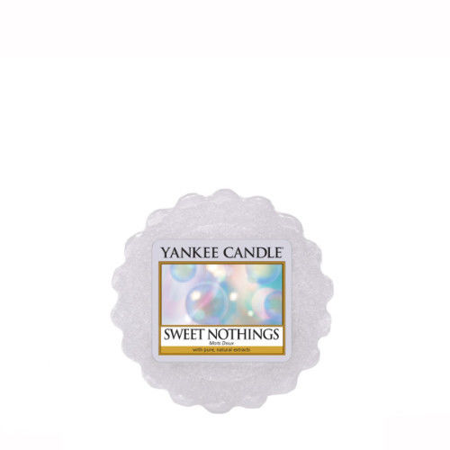 Yankee Candle Classic Wax Melt Sweet Nothings Ref: 1577165E