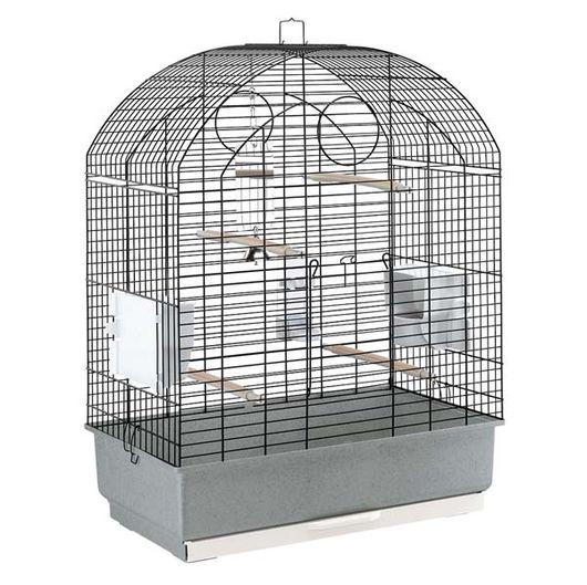 Black Viola Cage