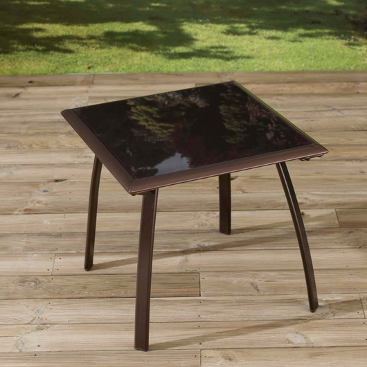Cairo Square Table 45cm