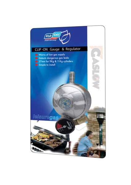 Flogas Clip On Patio Gas Regulator