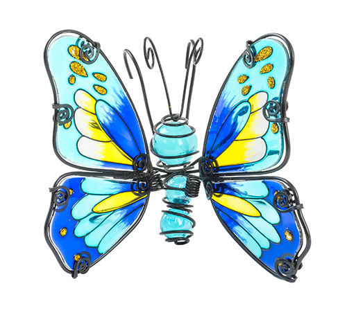 Fountasia Large Butterfly Pot Hanger 35101