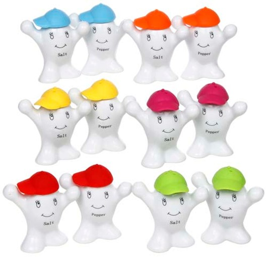 Funky Salt  Pepper Set Lp22034