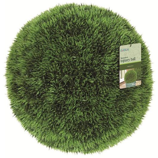 Gardman Small Grass Effect Topiary Ball - 02800