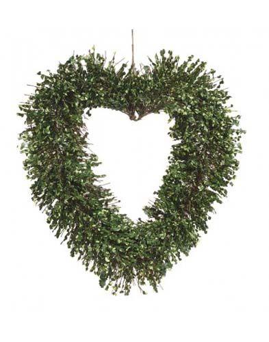 Gardman Pre-Lit Hanging Heart Topiary 02865