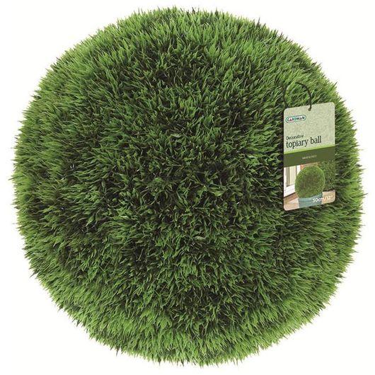 Gardman Large Grass Effect Topiary Ball - 02801
