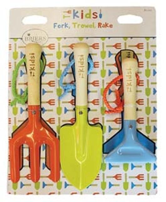 Kids Garden Tool Set Ref: 358846