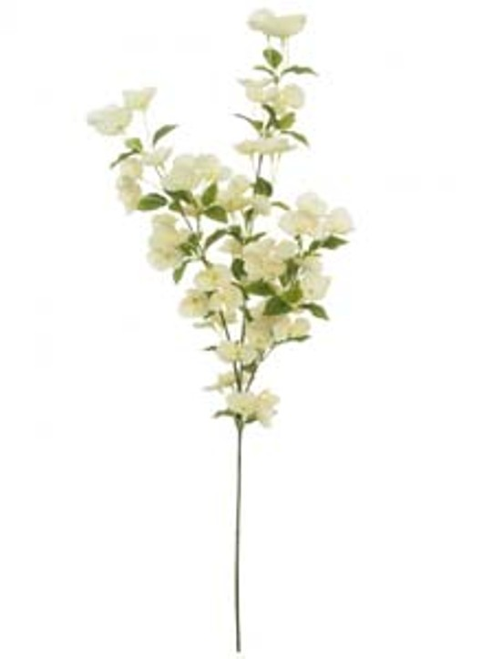 Silk Oriental Blossom Spray Cream Ref 101369