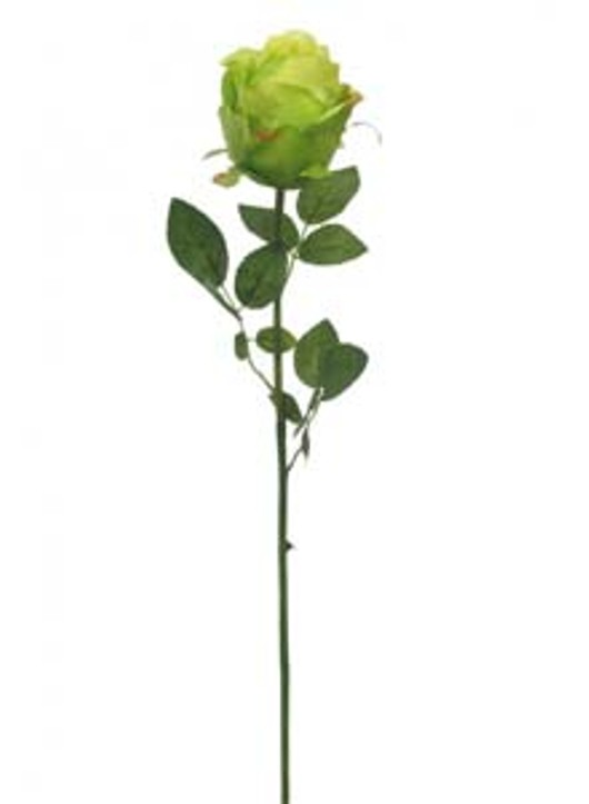 Silk Single Stella Rosebud Green Ref 157366