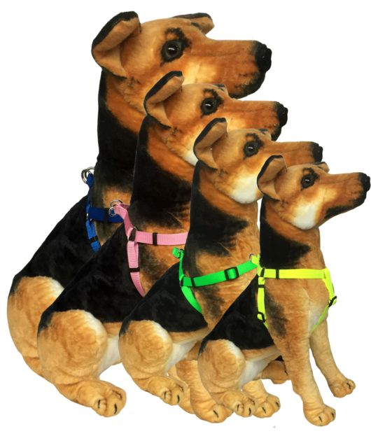 Nylon Harness 1 Large Asst Colours 0195