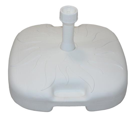 oslo-white-plastic-parasol-base