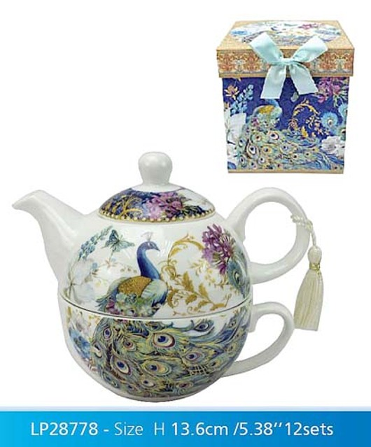 Peacock Tea For One Lp28778