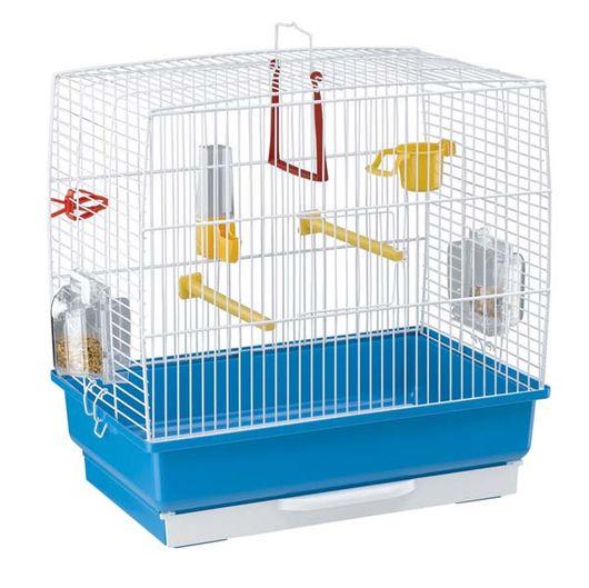 'Rekord 2' White Bird Cage - 52007811