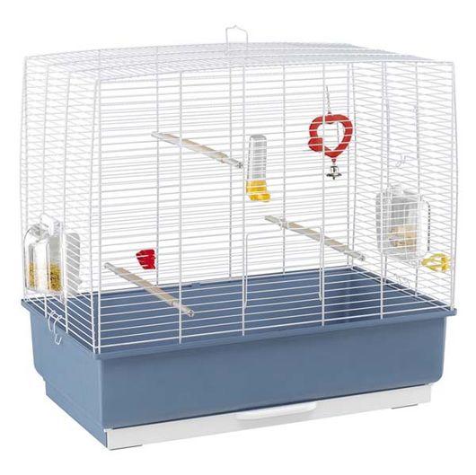 'Rekord 4' White Bird Cage - 52003814