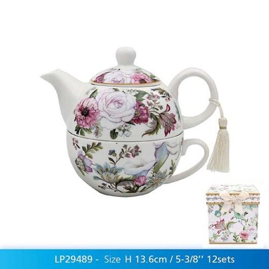 Rose Garden Tea For One Lp29489