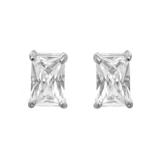 Solitaire Stud Earrings 1826