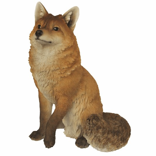 Vivid Arts Sitting Fox A Xrl-Sfox-A