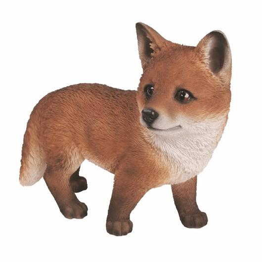 Vivid Arts Standing Fox Cub XRL-FCB1-D