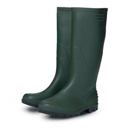 Wb04G06 Long Wellington Boot - Size 6