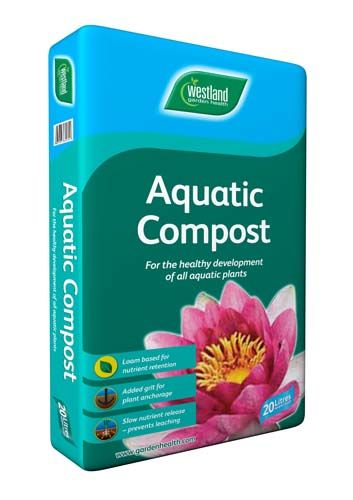 WESTLAND Aquatic compost 20L - 10200002