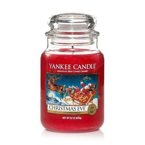Yankee Christmas Eve Large Jar