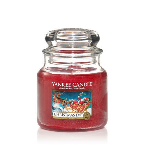 Yankee Christmas Eve Medium Jar