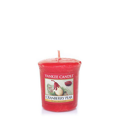 Yankee Cranberry Pear Votive